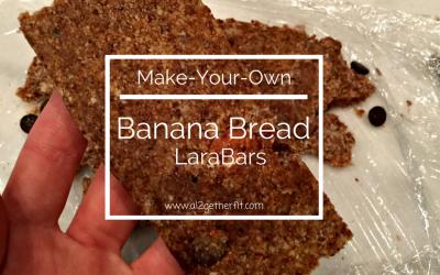 Make-Your-Own Banana Bread LaraBars