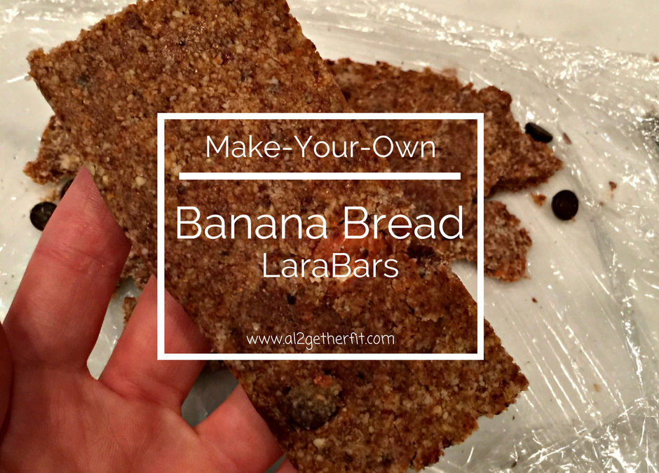 Make-Your-Own Banana Bread LaraBars