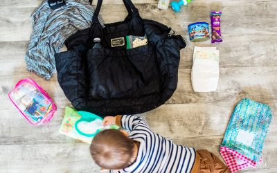 A Diaper Bag Guide: For moms with kids of all ages!