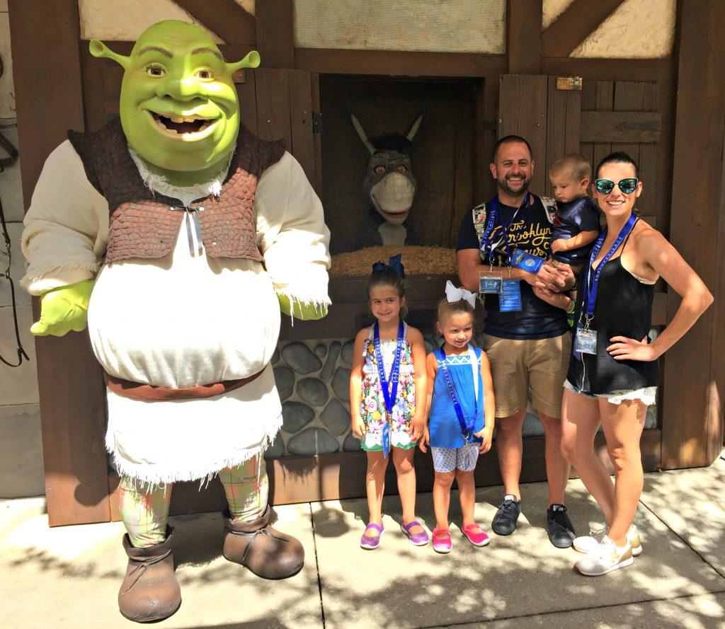 Shrek 3D at Universal Studios
