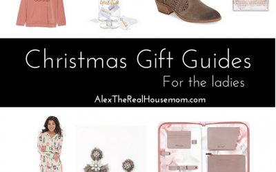 Christmas Gift Guide for any lady in your life
