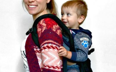 Baby Wearing Tips with Ergobaby