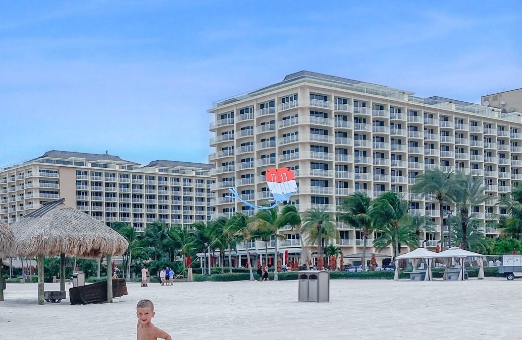 Travel // JW Marriott Marco Island Beach Resort
