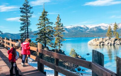 Travel // Lake Tahoe in the Winter
